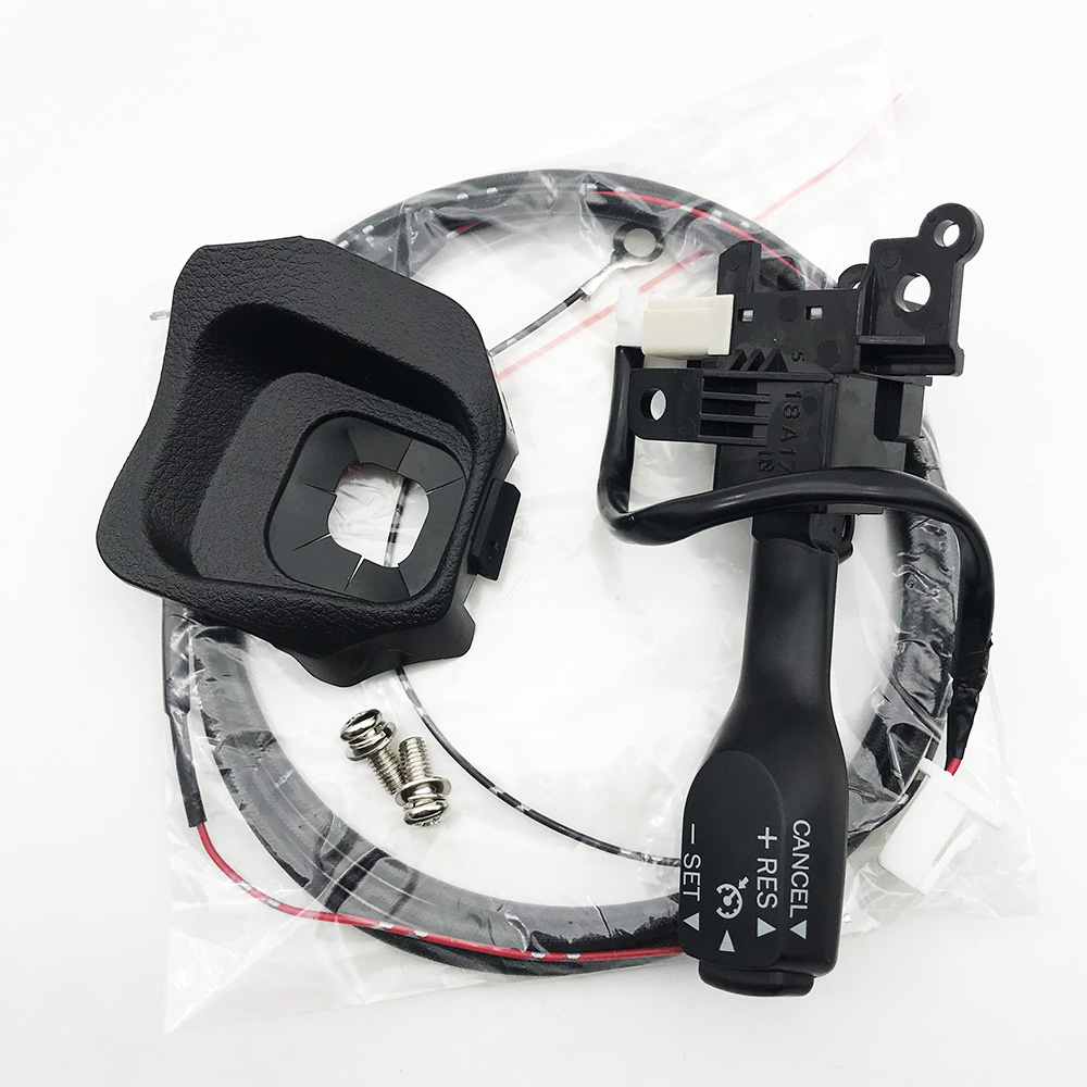 Car styling 84632-34011 45186-0G030 Cruise Control Switch 2011-2016 For toyota land Cruiser Prado <font><b>150</b></font> 45186-0G030-E0 Wheel Cover image