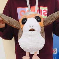 Star Wars New Porg Bird Plush Toys Star Wars Fans Collection Doll Toys For Kids 26