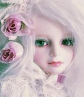 Free shipping!free makeup and eyes included! top quality 1/3 bjd doll girl female VOLKS Class A lovely beautiful