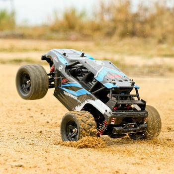 LeadingStar 40+MPH 1/18 Scale RC Car 2.4G 4WD High Speed Fast Remote Controlled Large TRACK HS 18311/18312 RC Car Toys genuine rc car toys high speed track 1 43 electric wired remote racing car toys learning diy building creative track toy for boy