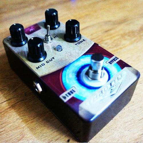 diy mod mesa boogie rectifier box dirve overdirve distortion pedal electric guitar stomp box. Black Bedroom Furniture Sets. Home Design Ideas