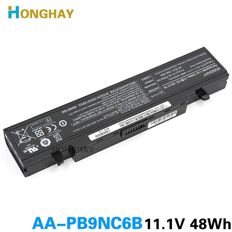 Аккумулятор ноутбука HONGHAY AA-PB9NC6B для - Аксессуары для ноутбуков - Фотография 3