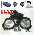 Car fog lamps, light source, safety DLAA  fog lamps, suitable for  Toyota  VIOS 2006  9006 12V51W