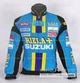 2 styles suzuki motorcycle jacket driver's jacket High quality suzuki jacket