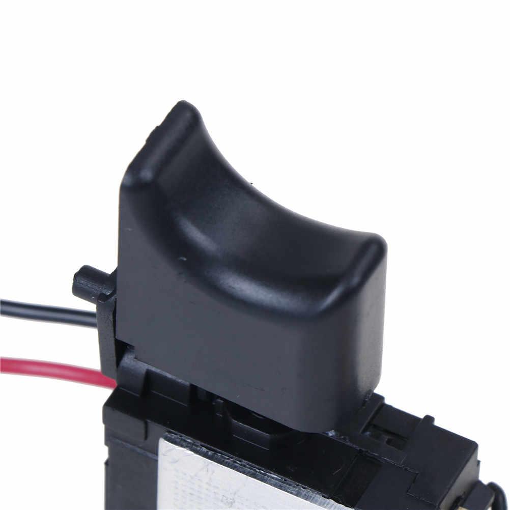 Nuevo y Práctico interruptor de taladro sin cable de carcasa de plástico DC 7,2-24 V de alta calidad