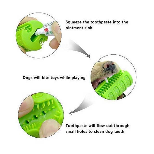 Dog Dental Care Chew Toy 5