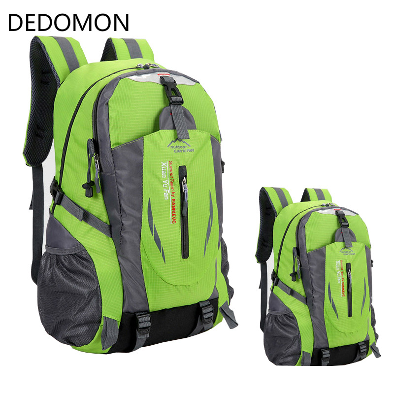 New 25L Men Women practical Backpacks Hot Nylon Waterproof Bags Men Outdoor climbing Backpack Ruchsack