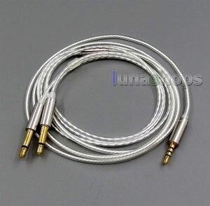 Image 1 - LN006067 เงินชุบสำหรับ Final Audio VI IRiver AK T1P Denon AH D600 D7100 Velodyne vTrue