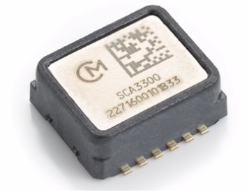 SCA3300-D01 Three Axis Acceleration Sensor