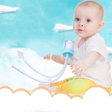 New Arrival Newborn Baby Safety Nose Cleaner Vacuum Suction Nasal Aspirator Nasal Snot Nose Cleaner Baby Care
