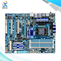 Для Gigabyte GA-P55A-UD6 Оригинальный Б P55A-UD6 Рабочего Материнская Плата Для Intel P55 LGA 1156 Для i5 i7 DDR3 16 Г SATA USB3.0 ATX