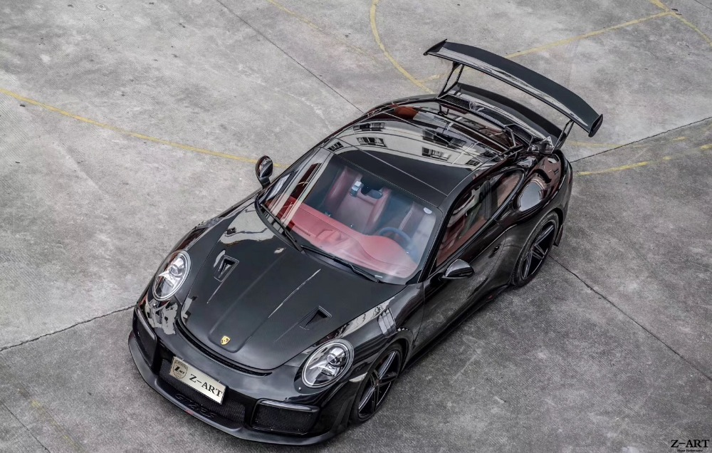 z art 911 gt2 rs body kit for porsche 911 2012 2018 tuning. Black Bedroom Furniture Sets. Home Design Ideas