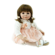 20″ Adora Dolls with Beautiful Clothes for Girls as Birthday Gifts Reborn Doll Girl Toys
