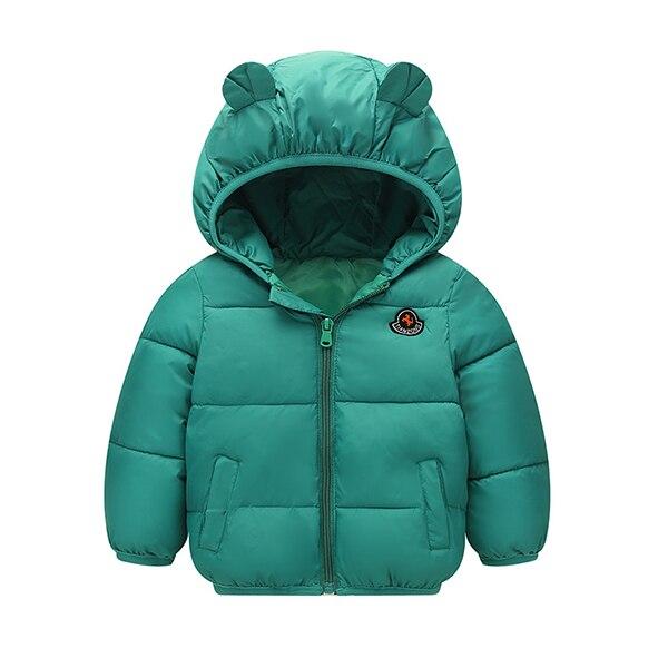 68042b2d09c985 2018 New Kids Winter Outerwear Boys Girls Winter Warm Down Jacket New  Year s 1-5