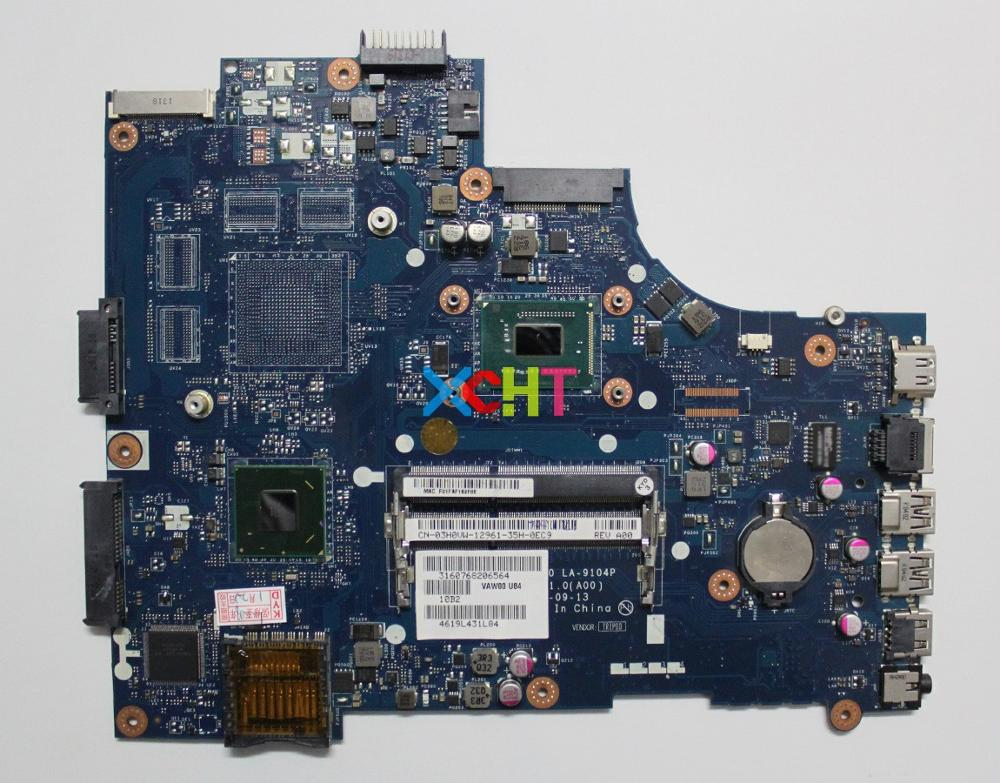For Dell Inspiron 3521 5521 CN 03H0VW 03H0VW 3H0VW LA 9104P W 2127U CPU HM76 Laptop Motherboard Mainboard Tested