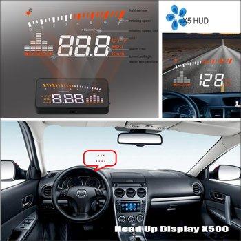 For Mazda 3 Mazda3 Sedan 2013~2015 - Car HUD Head Up Display - Safe Driving Screen Projector Refkecting Windshield