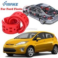 smRKE For Ford Fiesta High-quality Front /Rear Car Auto Shock Absorber Spring Bumper Power Cushion Buffer недорого