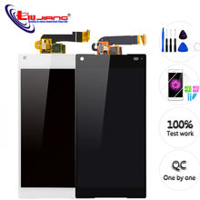 4.6'' LCD Display For Sony Z5 mini Z5mini E5803 E5823 Screen With Touch Digitizer Assembly Replacement parts Gift tool(China)