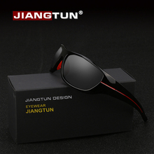 0b93511c55 JIANG TUN JIANGTUN Polarized Sunglasses Men Women Sun Glasses Driving Gafas  De Sol