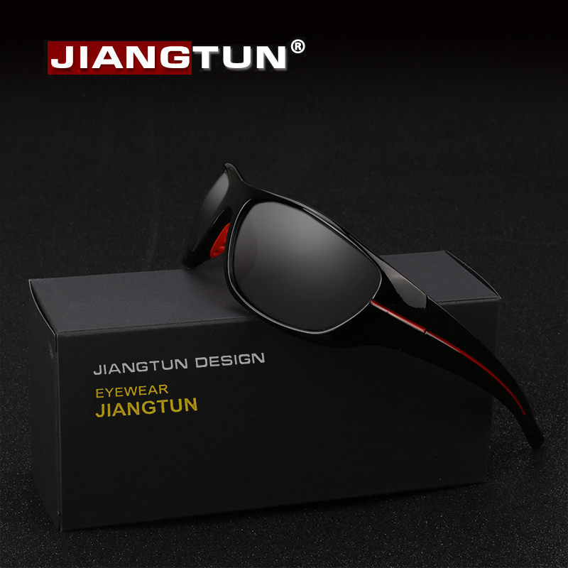 8380fb19fd7 JIANGTUN Hot Sale Quality Polarized Sunglasses Men Women Sun Glasses  Driving Gafas De Sol Hipster Essential
