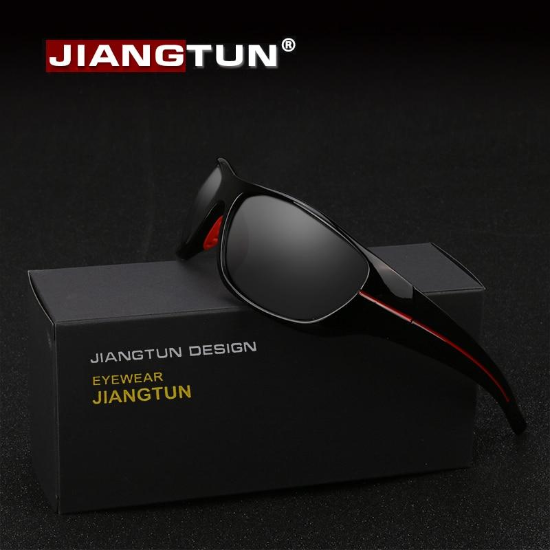 JIANGTUN Venta caliente calidad polarizada Gafas De Sol hombres mujeres Gafas De Sol De conducción Gafas De Sol Hipster esencial