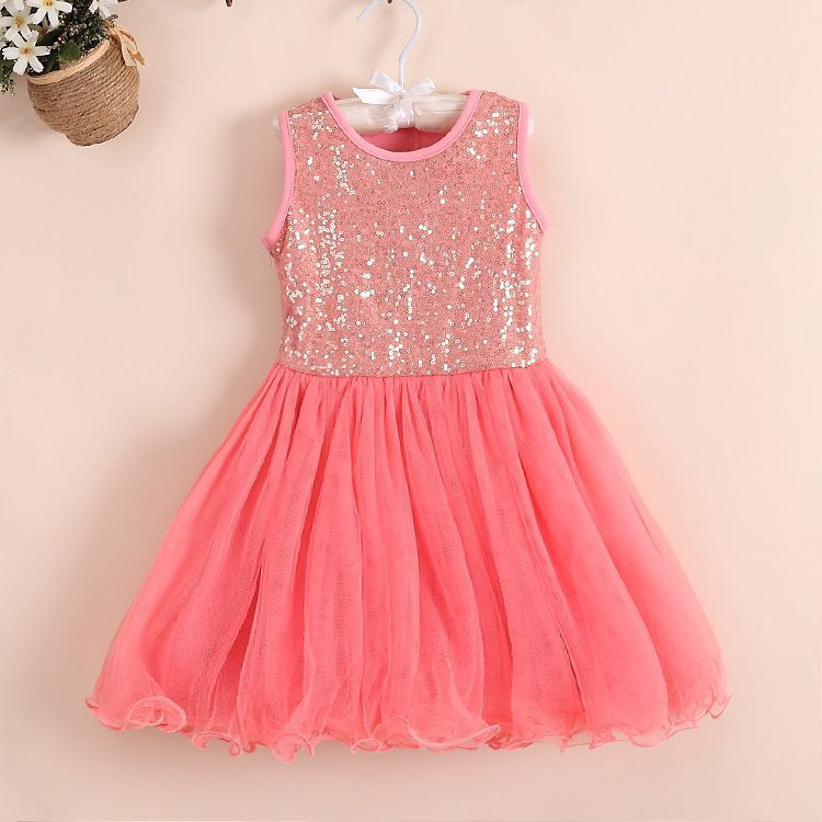 Aliexpress.com : Buy New Arrival Baby Girls Party Dresses Children ...