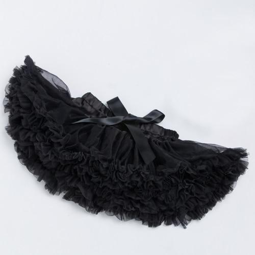 Однотонная детская юбка-пачка юбка-баллон для девочек летняя юбка-американка с рюшами, Saias Meninas, юбка-пачка Roupas Menina, 1 предмет, TS140 - Цвет: TS158