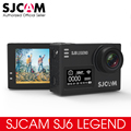 "Original sjcam notavek 24fps sj6 leyenda 4 k ultra hd 96660 cámara impermeable de la acción 2.0 ""pantalla táctil remoto deportes dv"
