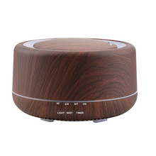 700ml/1200ml Ultrasonic Air Aroma Humidifier Grain 7Colors LED Lights Electric Aromatherapy Essential Oil Aroma Diffuser