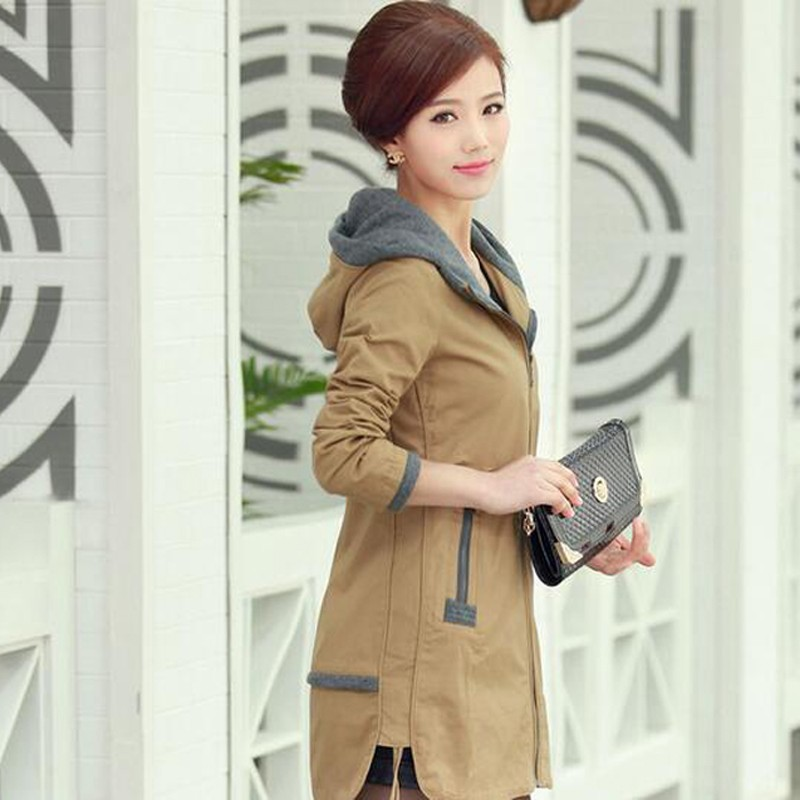 trench coat for women WINTER