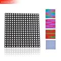 WS2812B WS2812 LED Panel Digitale Flexible Matrix 16*16 256 Pixel Einzeln Adressierbaren DC5V 5050 Rgb Traum Farbe UW