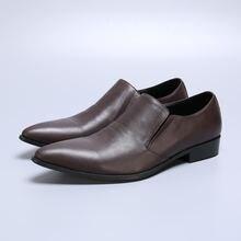 italian mens shoes vintage summer dress elegant men prom party wedding pointy crocodile skin leather size47