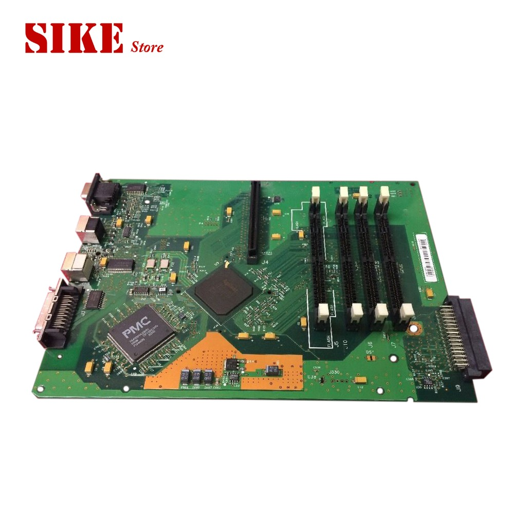 C4107-67901 Logic Main Board Use For HP LaserJet 8100 8100n 8100dn HP8100 Formatter Board Mainboard C4107-60001 стоимость