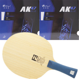Image 1 - Sanwei F3 PRO (5+2 ALC, Premium Ayous Surface, OFF++) Arylate Carbon With Palio AK47 Blue