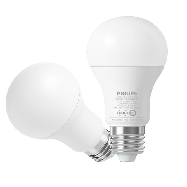 Original Xiaomi Philips Smart Led Ball Lamp App Wifi Remote Control
