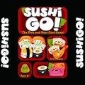 Суши идти киркой и входной билет игра, полная английская версия настольная игра высокого качества подходит для детей и семьи игры