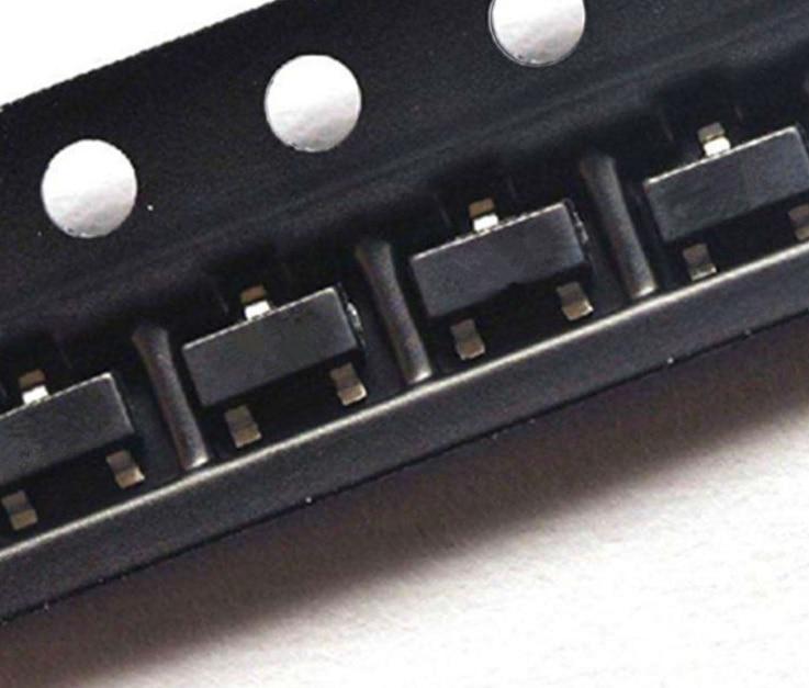 Бесплатная доставка 100 шт. /лот BC848C СОТ-23 1L диод