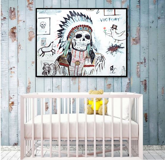 Graffiti Bedroom Art Paint Colors For Bedroom Youth Bedroom Sets Simple Little Boy Bedroom Ideas: Free Shipping Modern Art Hand Painted Graffiti Art Oil