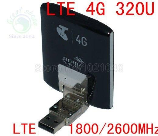 Desbloqueado wifi 4g lte Módem Sierra Aircard 320U 4G LTE Módem tarjeta WIFI 100 Mbps e5372 lte 4g USB Dongle pk 760 s 754 s
