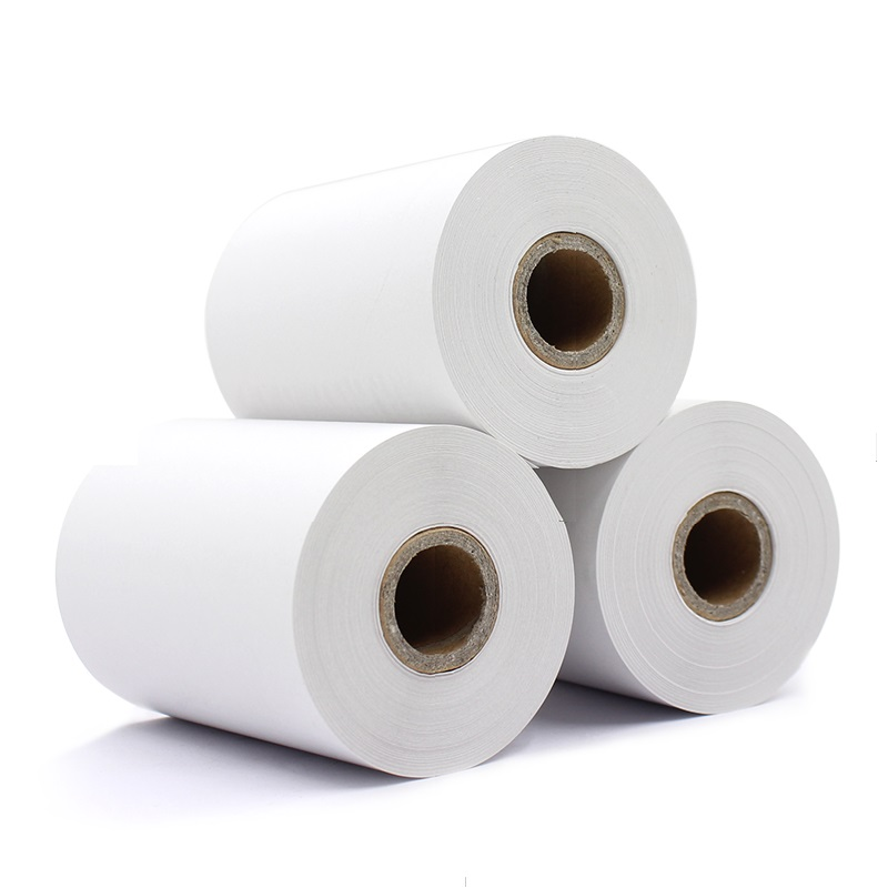 Techlogic 57X40 Thermal Paper Supermarket POS Machine Paper 57*40 Cashier Register Paper 5740 Restaurant Small Ticket paper 2016 new cash register paper 57 50 thermal paper pos machine printing paper 58mm small ticket paper roll 24 volumes