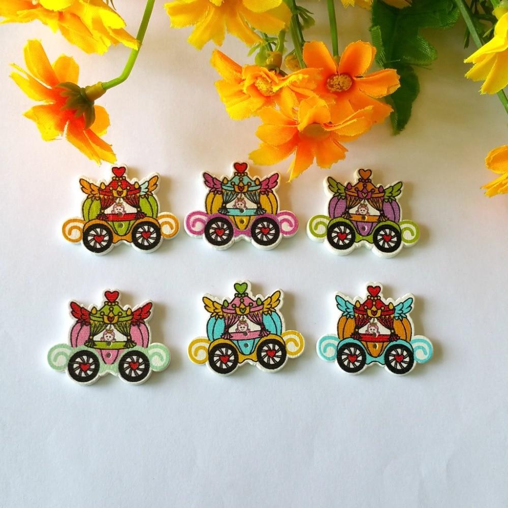 10 X Navidad Muñeco De Nieve Botones de costura de madera de tamaño 36mm X 18mm.
