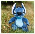 Movie & TV Stitch Stuffed plush 25cm Stitch plush toy doll w2474