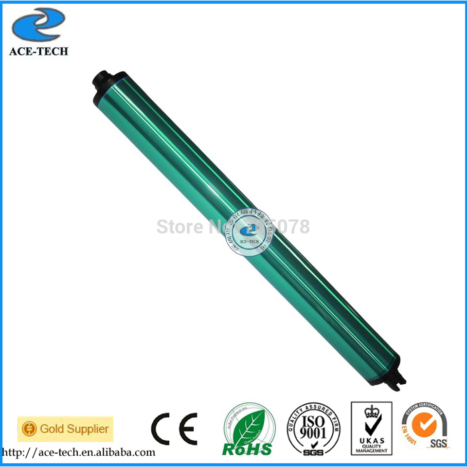 Compatible OPC drum cylinder for Xerox DocuColor 240 DC242 DC250 DC252 DC650 DC750 laser printer black toner cartridge 106r00861 drum chip for xerox phaser 7500 laser printer toner cartridge 80k
