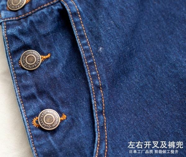Новая мода свободные А-образные джинсовые платья для женщин длинные до середины икры размера плюс цельные джинсы XL Комбинезоны платья