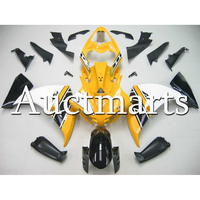 Injection Yellow White Black ABS Plastic Fairing For Yamaha R1 2012 2013 2014 Year YZF1000 12 13 14 Motorcycle Cowlings