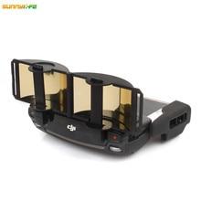Sunnnylife DJI Mavic PRO Foldable Parabolic Enhance Range Antenna Extender DJI Mavic Pro Signal Booster Mirror Specular Golden