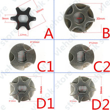 Gear sprockets drive Replace Sprocket For MAKITA 405 5016 5016B 5012B 5014B 8016 gear asterisk Electric Chain Saw Chainsaw