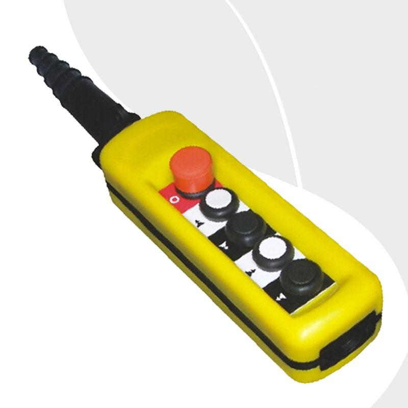 Free Shipping XAC-A4913 5 button Double Speed crane derrick Motor control button control men double button plain blouse
