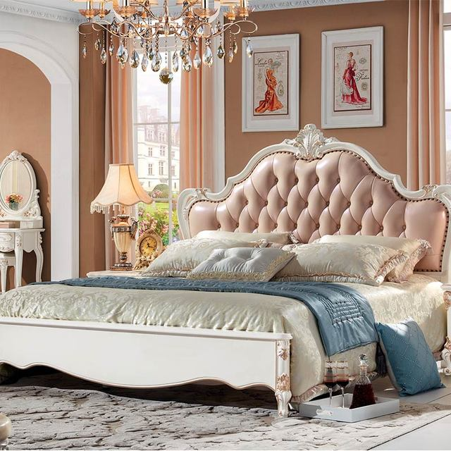 Leather Bedroom Sets Awesome Design