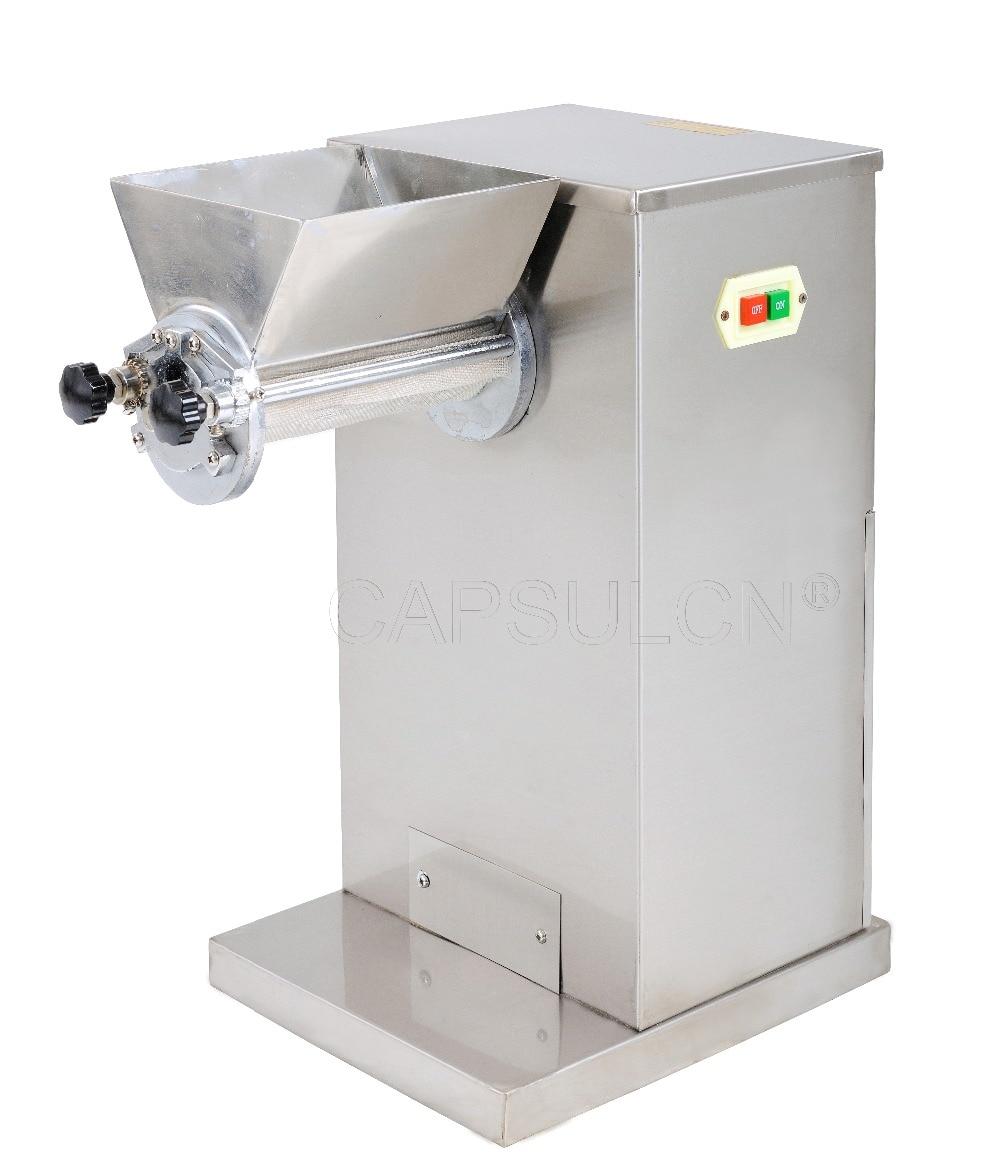 Titreşimli Kırma, Minyatür Salıncak Eczane Kırma, Laboratuvar Döner Kırma YK-60 (220V 50HZ)